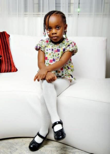 most beautiful celebrity daughters in nigeria see photos the 10 cutest and most popular nigerian