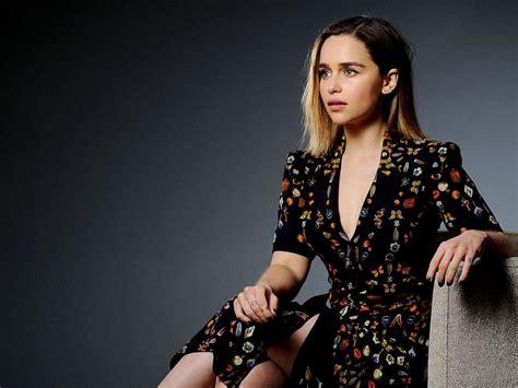 Emilia Clarke by Emilia Clarke For La Times 2016 Hawtcelebs Hawtcelebs
