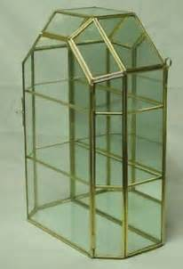 brass and glass display cabinet small glass curio cabinet display foter