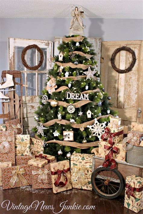themed tree ideas creative decorating 40 tree decorating ideas