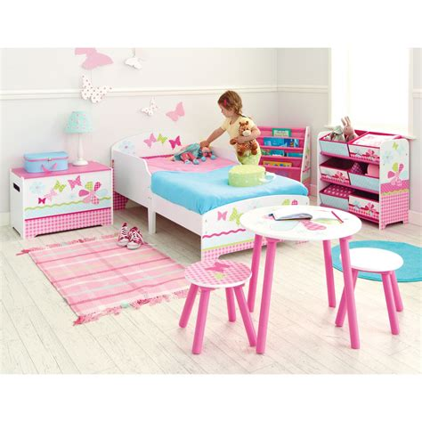 pretty beds girls pretty pink patchwork mdf toddler bed mattress