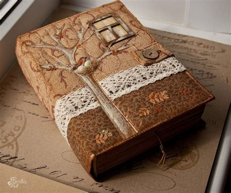 Handmade Books Ideas - handmade book by smilla design cover ideas 1 4 quot to1 2