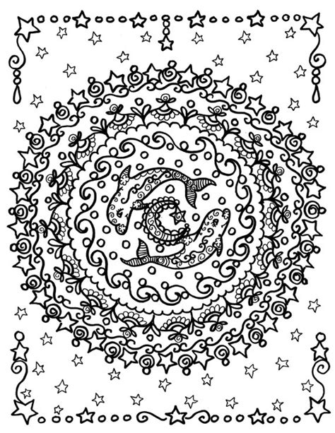 dolphin mandala coloring pages instant dolphin mandala instant you be the