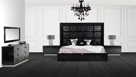 Modern White Bedroom Set by Black Contemporary Bedroom Furniture Yqlondononline
