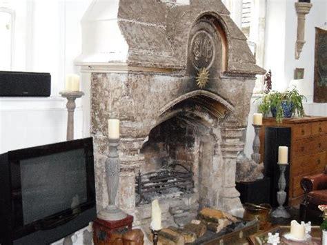 Big Fireplace by The Big Fireplace Picture Of Peace Burwarton Tripadvisor