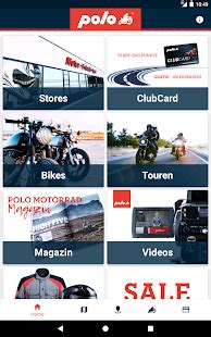 Polo Motorrad Mobile by Polo Motorrad App Report On Mobile Action