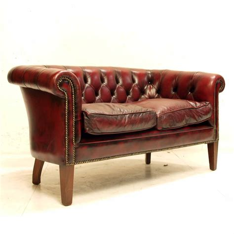 chesterfield 2er sofa m 246 bel z 252 rich vintagem 246 bel