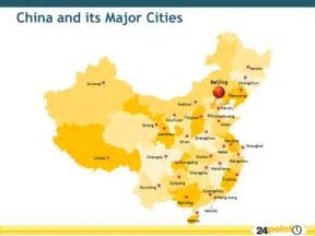 map of and its cities map of china and its major cities china and taiwan comes