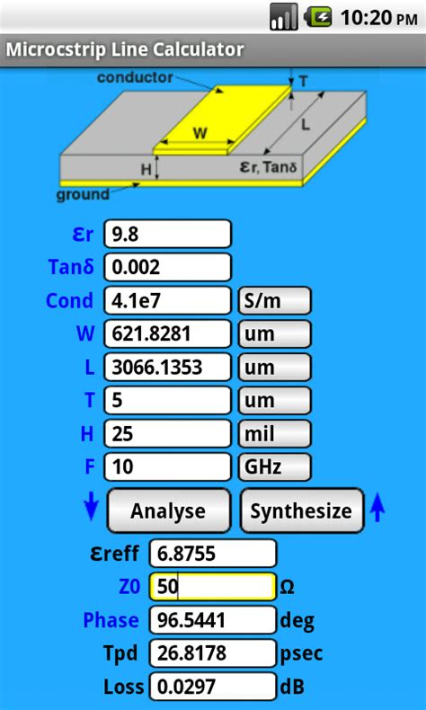 pcb layout design app pcb trace calculator