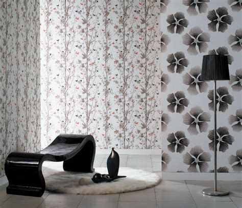 wall coverings living room