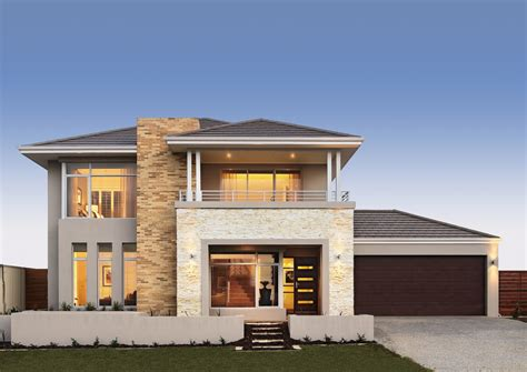 house plan pictures the sinatra double storey designs broadway homes