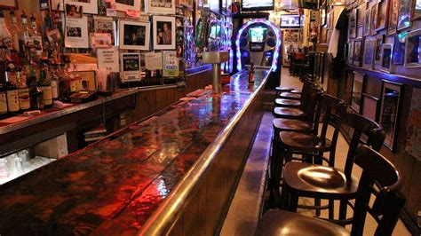 14 top new york city chefs name their favorite dive bar