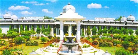 Mba In Alagappa Chennai by Madras Correspondence Courses