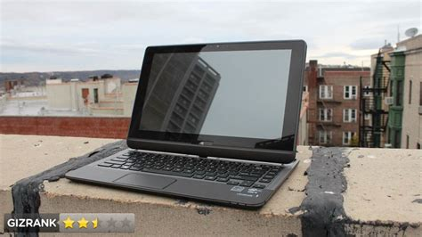 Toshiba Laptop Just A Moment by Toshiba Satellite U925t Review Design Weak Execution