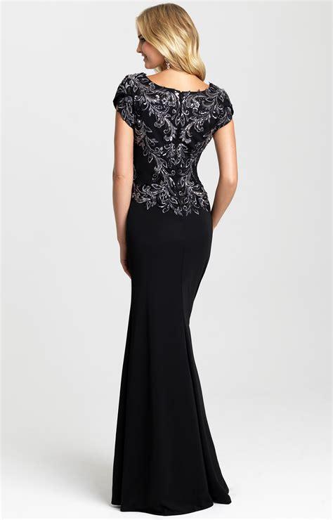 Dress 16505 Black 16 505m prom dress 16505m 438 00