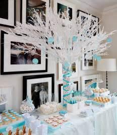 Winter Wonderland Centerpieces With Branches » Ideas Home Design