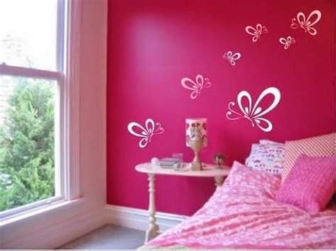 very simple bedroom design simple wall painting designs for bedroom home combo