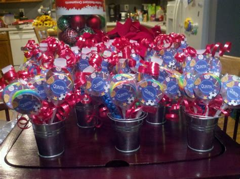 Decorating Ideas Volunteer Banquet All Sports Table Decorations And Favors M