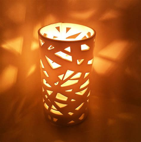 Criss Cross Night Light By Kirsty Shaw Light At