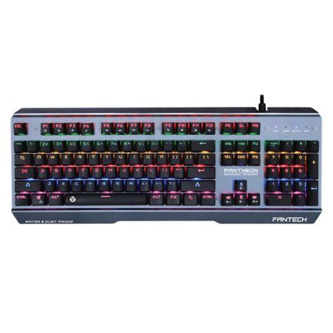 Fantech Keyboard Gaming K7m Black fantech pantheon mk88 mechanical gaming keyboard black
