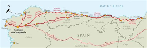 camino norte 2016 the next camino trepidatious traveller camino