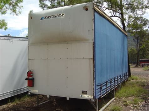 Lu Emergency Atn vawdrey krueger curtainsider for sale