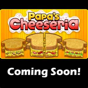 Papa s cheeseria primarygames play free kids games online
