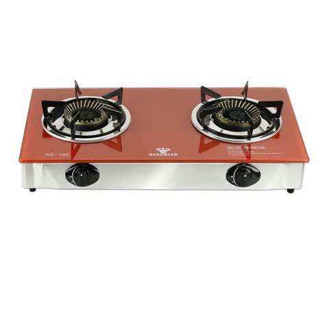 Portable Cooktop Electric Heavy Duty 2 Burner Portable Tabletop Gas Stove Cooktop