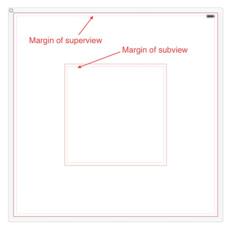 xcode layout subviews ios what is quot constrain to margin quot in storyboard in xcode