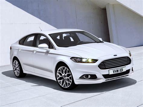 voiture ford la nouvelle mondeo de ford actualite voitures