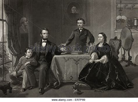 lincoln family abraham lincoln family images