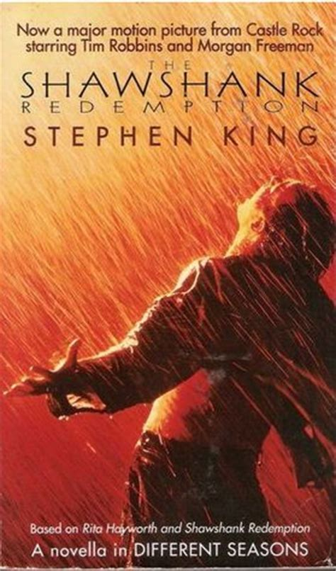 redemption books different seasons by stephen king reviews discussion