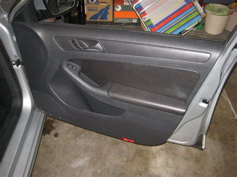 vw jetta interior door panel speaker replacement guide 060