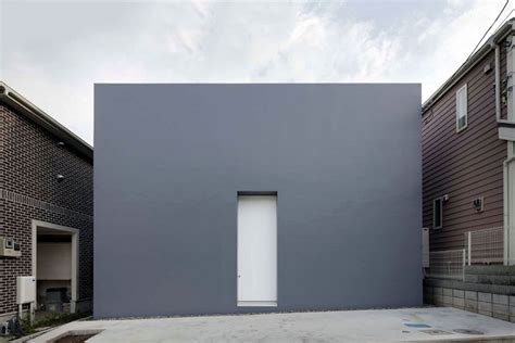 cube fertighaus 5 modern japanese houses without windows japanese design