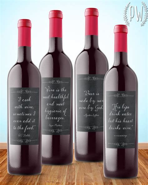 printable wine stickers wine labels printable gift wine tags sticker by