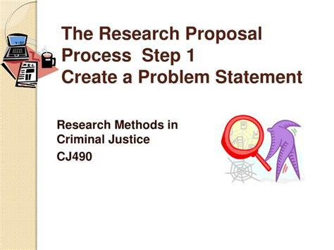 ppt the research process step 1 create a