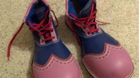 diy clown shoes clown shoes