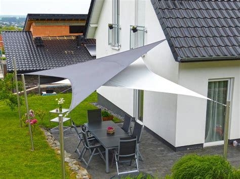 toldos de vela para terrazas ventajas de los toldos vela toldos vela en patios y jardines