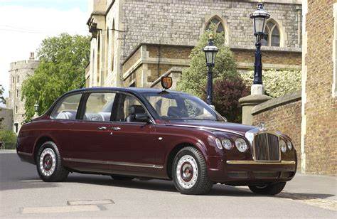 Bentley one off limo to feature at Buckingham Palace