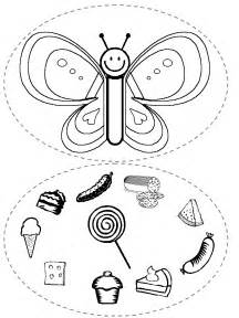 hungry caterpillar coloring pages free coloring pages of one hungry caterpillar