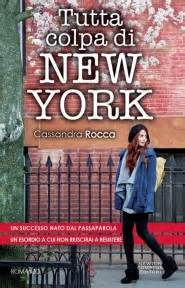libreria giorgio lieto tutta colpa di new york rocca