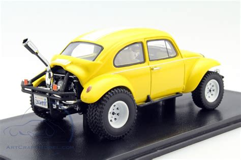 yellow baja bug volkswagen vw baja bug yellow neo45896 ean 4052176660102