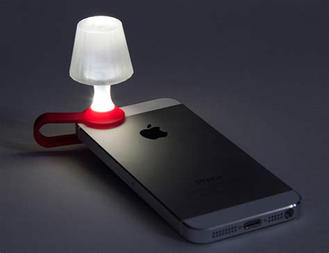 flashlight on my phone tiny 9 l shade transforms your smartphone flashlight into functional furniture 6sqft