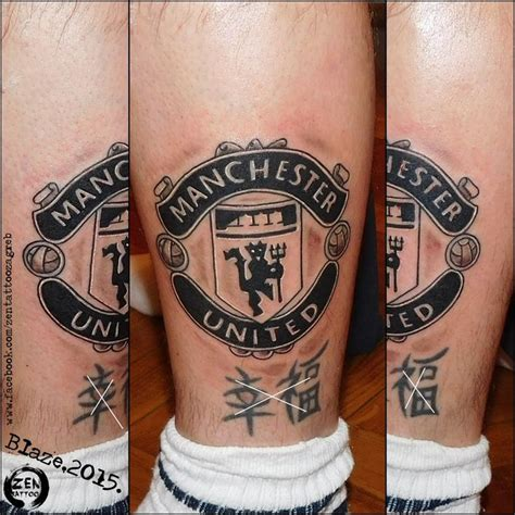 manchester united tattoo 51 best mufc tattoos images on united