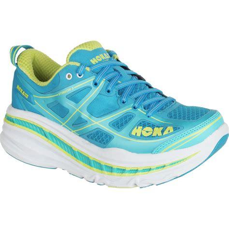 hoka womens running shoes hoka one one stinson 3 running shoe s