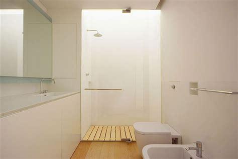 Bathroom Alcove Ideas bathroom shower glass wall como loft milan by jm