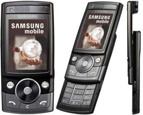 Samsung G600 samsung g600 telefoon gsm review en specificaties