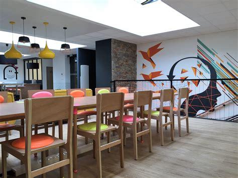 Loft Design Inspiration Open Space Du Loft Espace De Coworking A Rennes