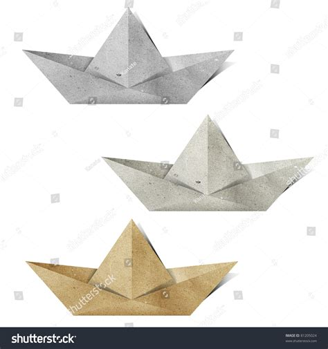 Paper Boat Craft - origami boat craft comot