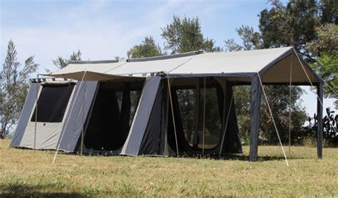 Canvas Cabin Tents by Cezi 12x15 Canvas Cabin Tent Cezi